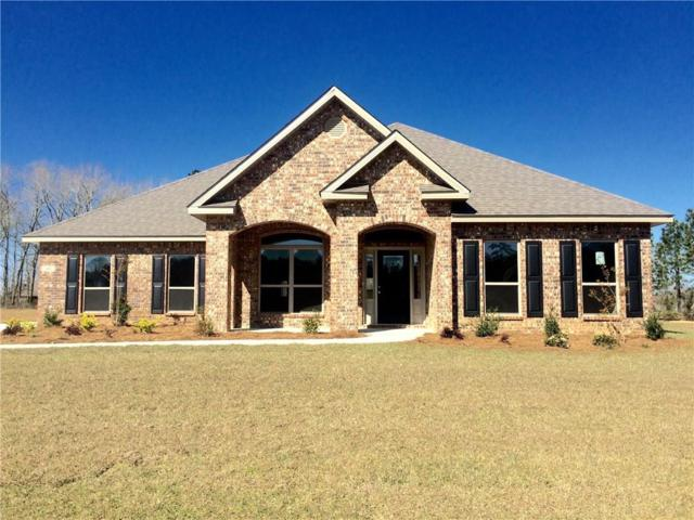 2481 Driftwood Loop E, Semmes, AL 36575 (MLS #608997) :: Jason Will Real Estate