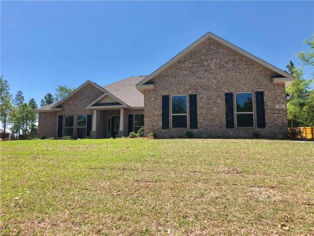 7521 Clairmont Drive N, Semmes, AL 36575 (MLS #610824) :: Jason Will Real Estate