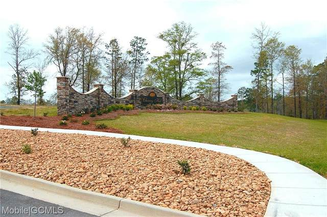 0 Wisteria Lane E #27, Saraland, AL 36571 (MLS #612905) :: Mobile Bay Realty