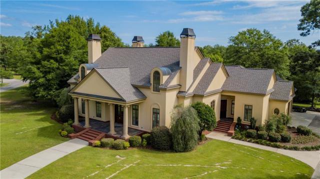 1610 Oakleigh Circle, Saraland, AL 36571 (MLS #614456) :: Jason Will Real Estate