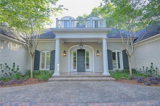 6125 Pine Grove Drive, Fairhope, AL 36532 (MLS #614519) :: Berkshire Hathaway HomeServices - Cooper & Co. Inc., REALTORS®