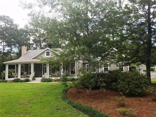 10710 Poser Drive, Fairhope, AL 36532 (MLS #614828) :: Jason Will Real Estate