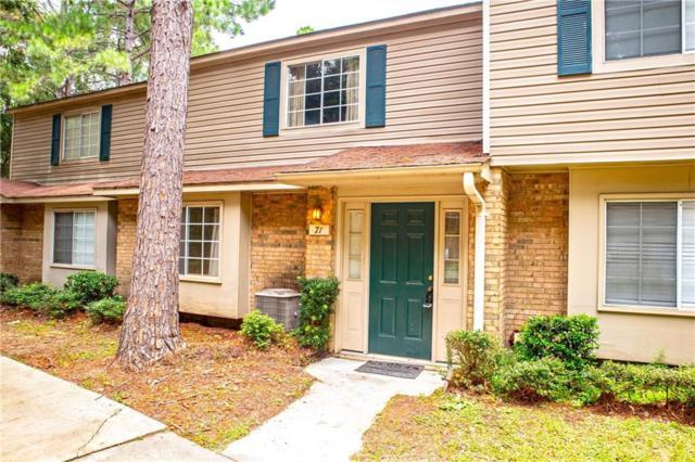 6701 Dickens Ferry Road #71, Mobile, AL 36608 (MLS #615043) :: Jason Will Real Estate