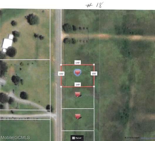 0 Stone Road #18, Semmes, AL 36575 (MLS #617983) :: Mobile Bay Realty
