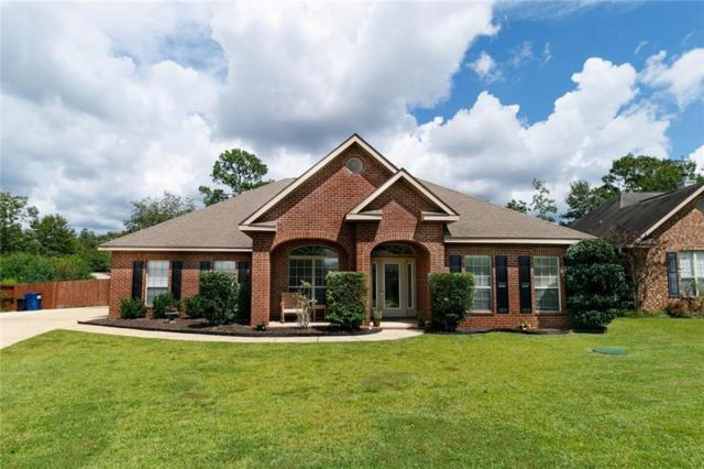 3810 Torrington Drive E, Semmes, AL 36575 (MLS #618461) :: Jason Will Real Estate