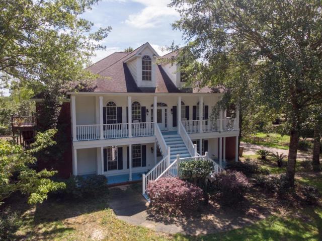 4273 River Oaks Lane, Mobile, AL 36619 (MLS #618491) :: Jason Will Real Estate