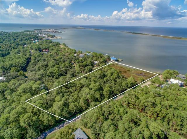 401 Fort Conde Street, Dauphin Island, AL 36528 (MLS #618610) :: Jason Will Real Estate