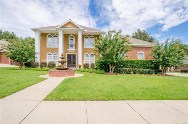 8738 Woodchester Court, Mobile, AL 36619 (MLS #618626) :: Jason Will Real Estate