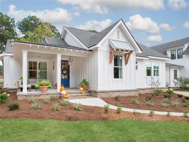719 Boundary Drive, Fairhope, AL 36532 (MLS #619702) :: Jason Will Real Estate