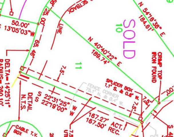 0 Cross Creek Drive #11, Mobile, AL 36693 (MLS #622374) :: Berkshire Hathaway HomeServices - Cooper & Co. Inc., REALTORS®