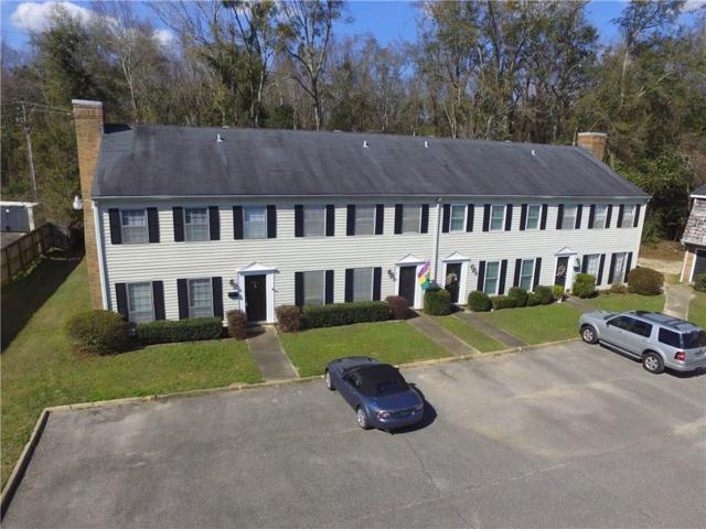 102 Du Rhu Drive A, Mobile, AL 36608 (MLS #622514) :: Jason Will Real Estate