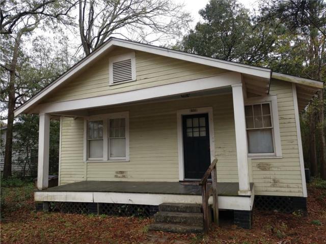 601 Williams Street, Mobile, AL 36606 (MLS #623199) :: Jason Will Real Estate