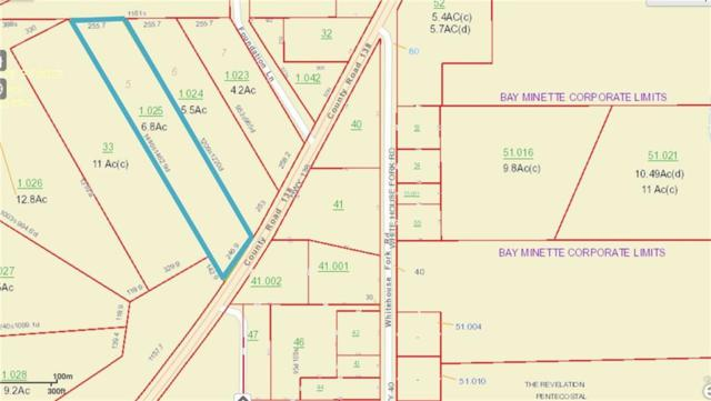 0 County Road 138, Bay Minette, AL 36507 (MLS #623518) :: Berkshire Hathaway HomeServices - Cooper & Co. Inc., REALTORS®