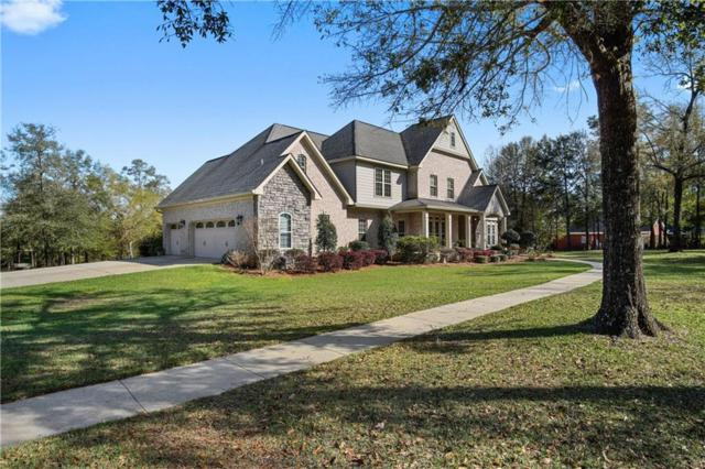 2160 Ellen Drive, Semmes, AL 36575 (MLS #623985) :: Jason Will Real Estate