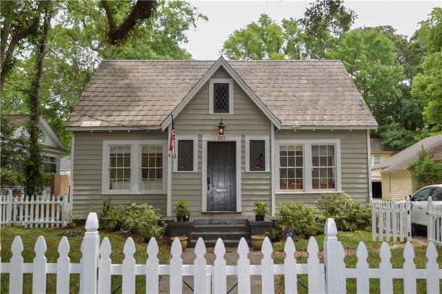 121 Houston Street, Mobile, AL 36606 (MLS #625467) :: Berkshire Hathaway HomeServices - Cooper & Co. Inc., REALTORS®