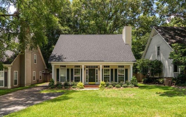 912 Wesley Avenue, Mobile, AL 36609 (MLS #625735) :: Berkshire Hathaway HomeServices - Cooper & Co. Inc., REALTORS®