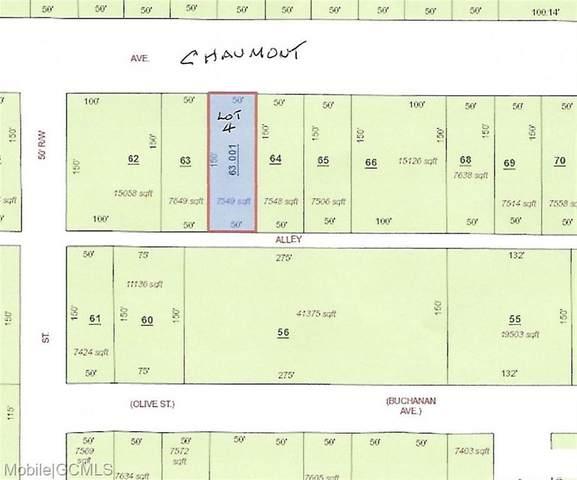 0 Chaumont Avenue #4, Dauphin Island, AL 36528 (MLS #625960) :: JWRE Powered by JPAR Coast & County