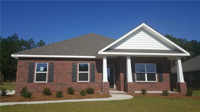 2350 Philsdale Lane E, Semmes, AL 36575 (MLS #626863) :: Berkshire Hathaway HomeServices - Cooper & Co. Inc., REALTORS®