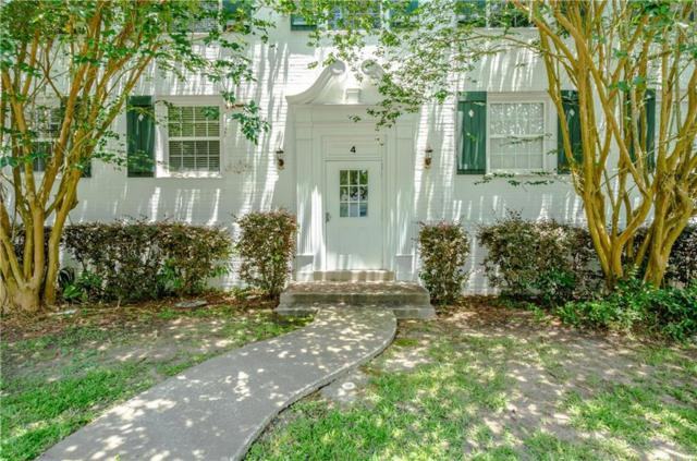 214 Upham Street 4B, Mobile, AL 36607 (MLS #628439) :: Berkshire Hathaway HomeServices - Cooper & Co. Inc., REALTORS®