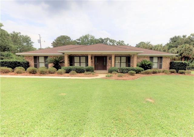 7731 Pendarvis Lane N, Irvington, AL 36544 (MLS #628724) :: Jason Will Real Estate