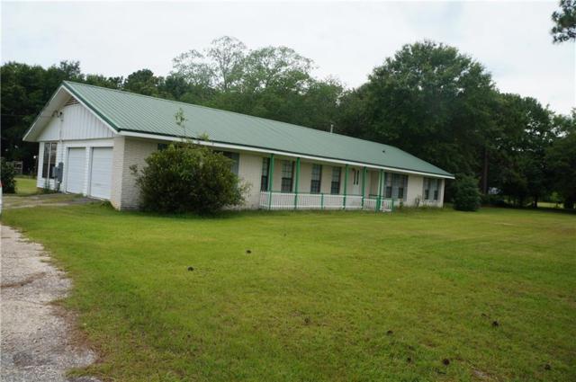 10961 Highway 188, Grand Bay, AL 36541 (MLS #628807) :: Jason Will Real Estate