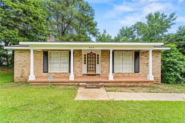505 General Maury Drive, Spanish Fort, AL 36527 (MLS #629231) :: Berkshire Hathaway HomeServices - Cooper & Co. Inc., REALTORS®