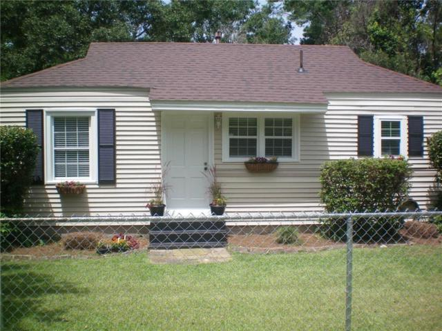 174 Dunn Avenue, Mobile, AL 36606 (MLS #629263) :: Berkshire Hathaway HomeServices - Cooper & Co. Inc., REALTORS®