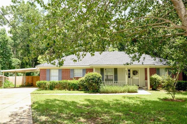 9380 Copperfield Court E, Mobile, AL 36608 (MLS #630012) :: Jason Will Real Estate