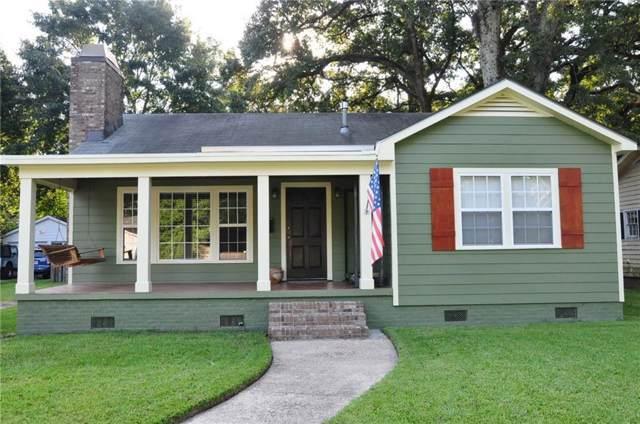 17 Elizabeth Place, Mobile, AL 36606 (MLS #630926) :: Berkshire Hathaway HomeServices - Cooper & Co. Inc., REALTORS®
