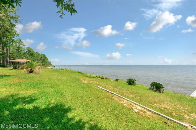 0 Dauphin Island Parkway #2, Coden, AL 36523 (MLS #631655) :: Mobile Bay Realty