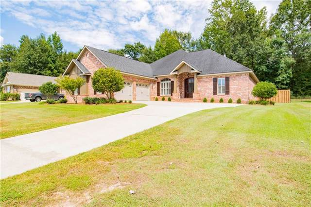 31142 Buckingham Boulevard, Spanish Fort, AL 36527 (MLS #631733) :: Jason Will Real Estate