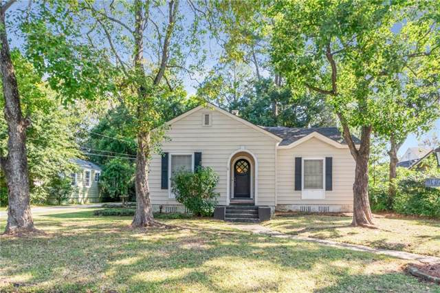 173 Hannon Avenue, Mobile, AL 36604 (MLS #631809) :: Jason Will Real Estate