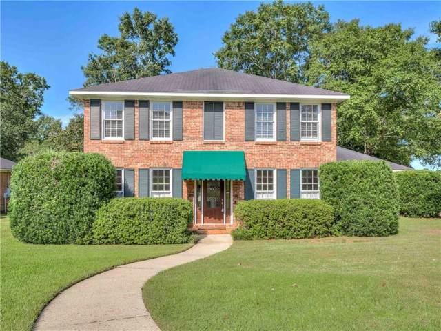 1600 Abbeywood Drive, Mobile, AL 36695 (MLS #631905) :: Berkshire Hathaway HomeServices - Cooper & Co. Inc., REALTORS®