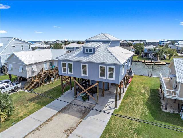 304 Quivira Street, Dauphin Island, AL 36528 (MLS #632064) :: Jason Will Real Estate