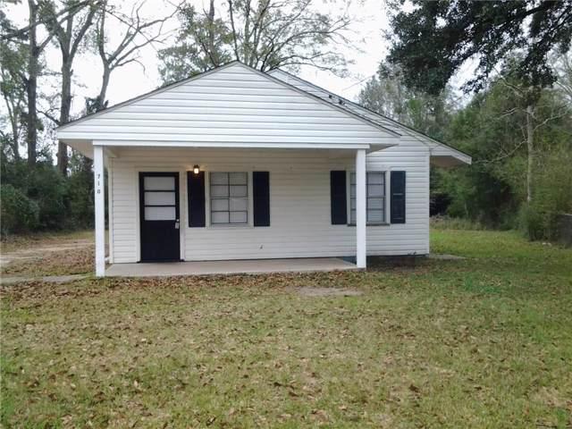 710 Louise Drive W, Mobile, AL 36606 (MLS #632204) :: Berkshire Hathaway HomeServices - Cooper & Co. Inc., REALTORS®