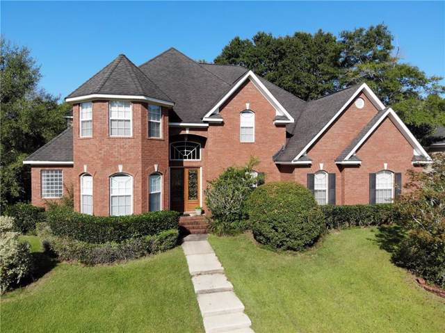 1692 Stone Hedge Drive W, Mobile, AL 36695 (MLS #632312) :: JWRE Powered by JPAR Coast & County