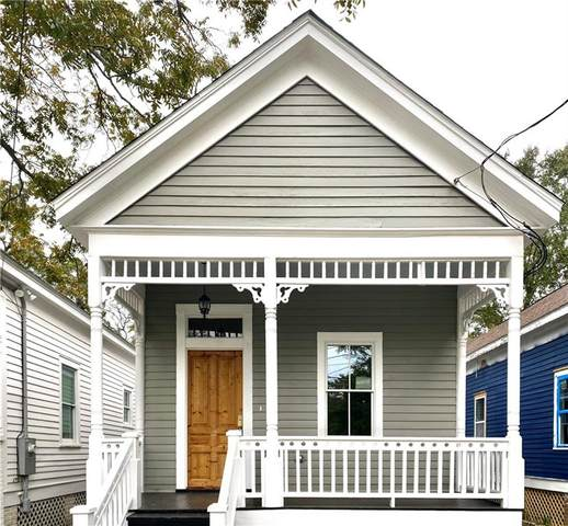 961 Elmira Street, Mobile, AL 36604 (MLS #632608) :: Berkshire Hathaway HomeServices - Cooper & Co. Inc., REALTORS®