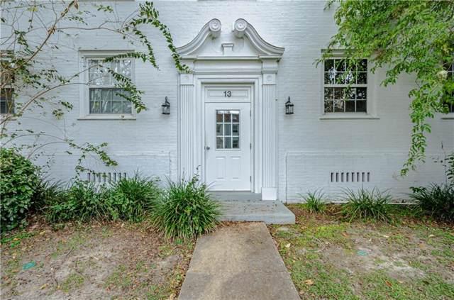 214 Upham Street 13A, Mobile, AL 36607 (MLS #633738) :: Jason Will Real Estate