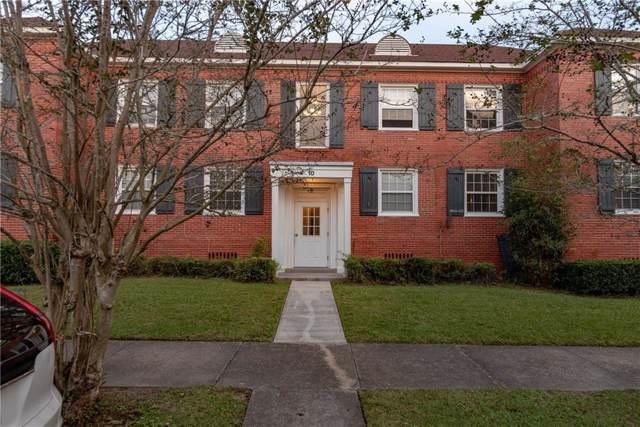 214 Upham Street 10A, Mobile, AL 36607 (MLS #633815) :: Jason Will Real Estate
