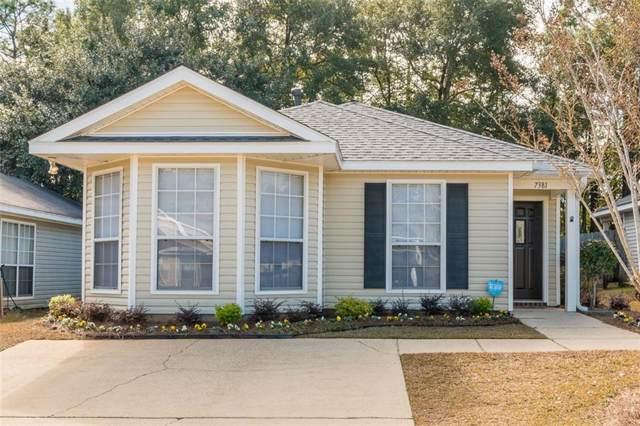 7381 Willow Bridge Drive S, Mobile, AL 36695 (MLS #634099) :: Jason Will Real Estate