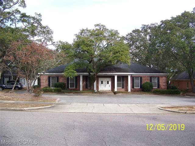 4328 Boulevard Park S, Mobile, AL 36609 (MLS #634590) :: JWRE Powered by JPAR Coast & County