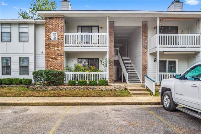 1251 Henckley Avenue #103, Mobile, AL 36609 (MLS #634594) :: JWRE Powered by JPAR Coast & County