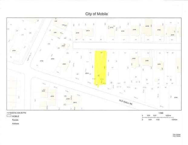 2813 Lecren Street, Mobile, AL 36607 (MLS #634634) :: JWRE Powered by JPAR Coast & County