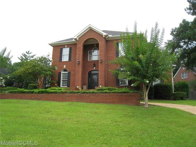 2600 Charleston Oaks Drive E, Mobile, AL 36695 (MLS #634771) :: Berkshire Hathaway HomeServices - Cooper & Co. Inc., REALTORS®