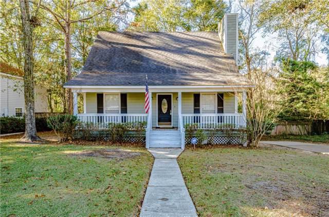 3516 Arrington Drive, Mobile, AL 36693 (MLS #634972) :: Berkshire Hathaway HomeServices - Cooper & Co. Inc., REALTORS®