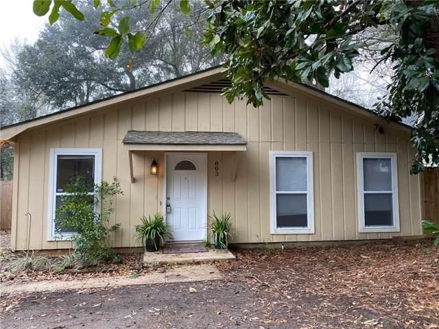 803 Wesley Avenue, Mobile, AL 36609 (MLS #635184) :: Berkshire Hathaway HomeServices - Cooper & Co. Inc., REALTORS®