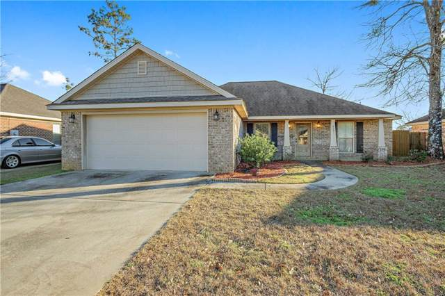 8091 Foxtail Lane, Semmes, AL 36575 (MLS #635291) :: Berkshire Hathaway HomeServices - Cooper & Co. Inc., REALTORS®