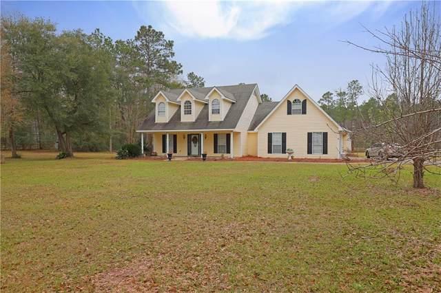 529 Oak Drive, Satsuma, AL 36572 (MLS #635596) :: Berkshire Hathaway HomeServices - Cooper & Co. Inc., REALTORS®