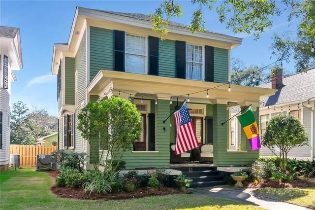 58 Monterey Street N, Mobile, AL 36604 (MLS #635647) :: JWRE Powered by JPAR Coast & County