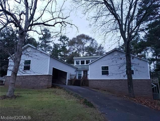 22 Wellington Street, Monroeville, AL 36460 (MLS #635763) :: JWRE Powered by JPAR Coast & County